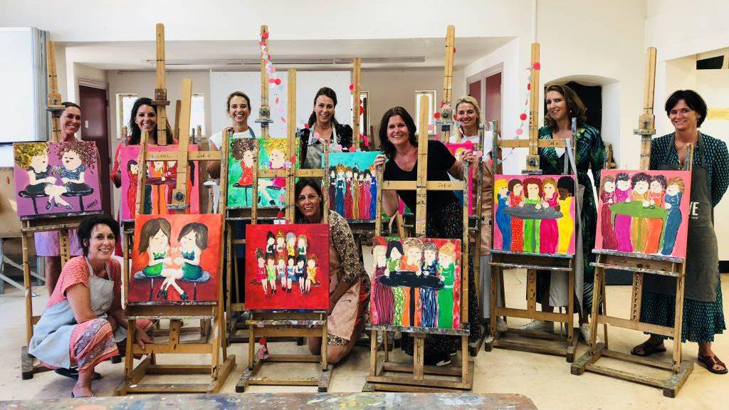 schilderworkshop Tilburg