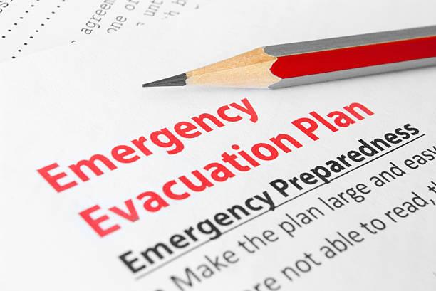 Evacuatieplan